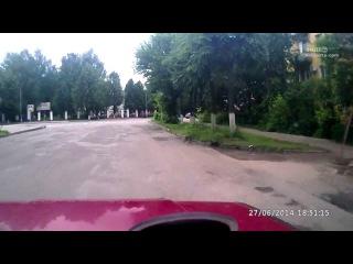 Шашки на пешеходном переходе | ДТП авария