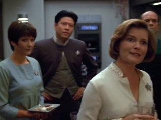 Звёздный путь: Вояджер (4 сезон 12 серия из 26)