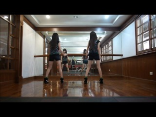 2NE1 - falling in love By Sandy and Mandy