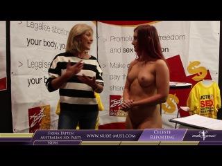 Голое интервью видео фото 734-573