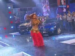 Восточный танец Карины Зверевой