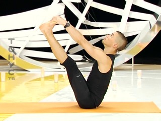 Антон Иванов - Домашняя практика хатха-йоги для начинающих 27