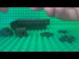 Lego JagdPanzer E-100