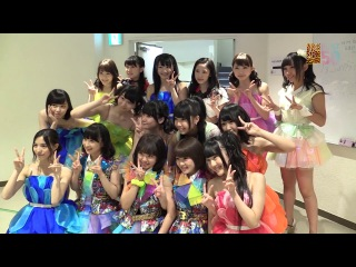 YNN [NMB48 CHANNEL] NMB48 Request Hour Set List Best 50 (2014) Backstage