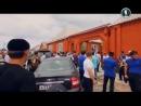 Обычай на Чеченской свадьбе- стрельба в воздух