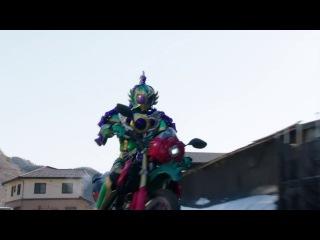 [FRT Sora] Kamen Rider Gaim - 29 [720p]