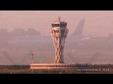 ЮТэйр (UTair) 767-300 GO AROUND в Барселоне 05.07.2014