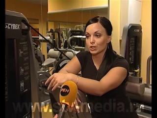 В Набережных Челнах работает чемпионка мира по пауэрлифтингу
