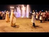 Ансамбль Молодость Осетии - танец Хонга