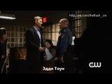 The Flash - Detective Pretty Boy Interview[RUS SUB]