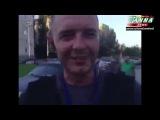 19.05.2014-Донецк. Коломойский иди на фиг / Donetsk. Cutting of credit cards