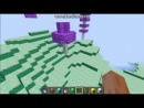 Как сделать портал в рай без модов в Minecraft !!!