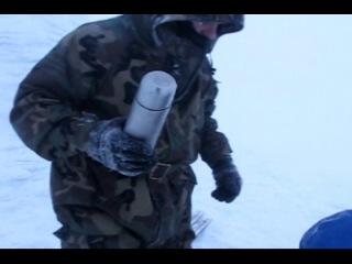 Клип Поход в Карпаты зима 2012