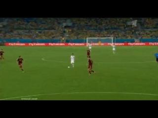 World Cup -2014.  Group H.  Россия - Южная Корея 0-1  ГОЛ Ли Гын Хо:) 18.06.2014