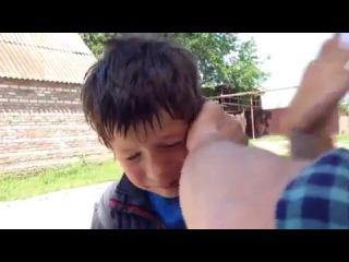 как сломать уши по чеченски