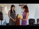 Наша переможниця Борислава у конкурсі