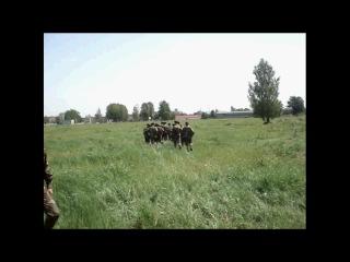 Учебно-полевые сборы 2 роты ГГКУ июнь 2014