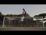 Мастерство езды 10 кратного рекордсмена Гиннесса