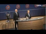 Жеребьёвка: Первый и второй отборочные раунд Лиги Чемпионов 2014-15