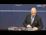Жеребьёвка: Первый и второй отборочные раунд Лиги Европы 2014-15