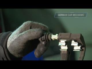 Opel zafira b. замена тормозных колодок и дисков на опель зафира б