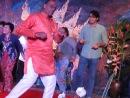 Танец коллектива Малазии на Будда пудже 9 мая 2014 Тайланд Паттайя