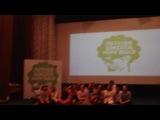 Студенческий гимн Вышки на закрытии ЛМШ 2014