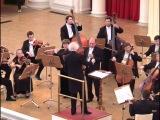 Сальери Концерт для флейты и гобоя с оркестром Руслан Хохолков (гобой) Марина Ворожцова (флейта)