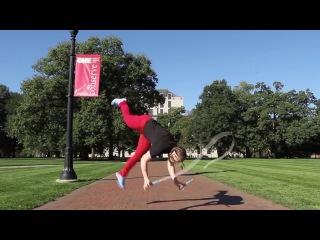 Девятикратная чемпионка мира по прыжкам со скакалкой.
