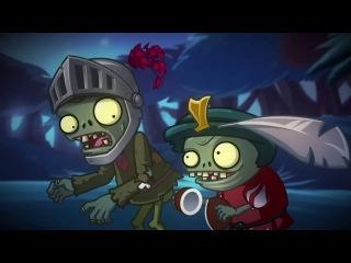 Plants vs Zombies 2: Dark Ages Trailer - Jester
