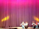 Отчётный концерт 2014 г. Татарский танец