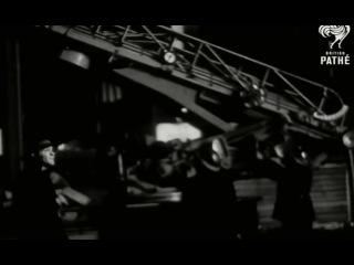 Кинохроника Пылающего Лондона под Депрессив Блек Метал