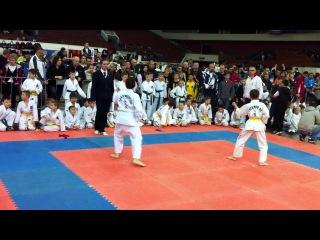 Макар СКК Соревнования по тули (Чунджи туль)