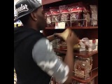 [DeStorm Power] Eating food you ain't pay for w [Jerry Purpdrank] #peopledoitallthetime