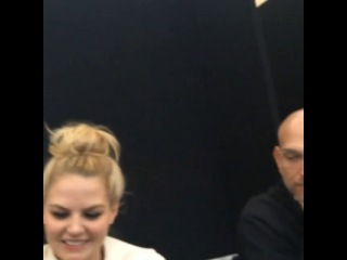Instagram: video from Oz Comic Con