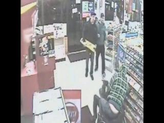 Hero — Man in wheelchair stops robbery #Hero #vine