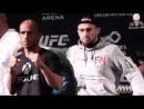 UFC 174 Али vs Деметриус