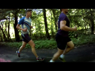 Подготовка к Isostar Trail Running ч.2
