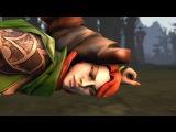 DotA 2 - Windrunner Rage [SFM]