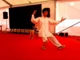 Тайцзицюань под классическую китайскую музыку