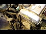 Geely MK снятие, разборка и ремонт генератора