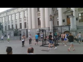 Чемпионка России по полспорту 2