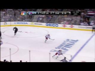 NHL 2013-2014 / Final / Game 1 / Los Angeles Kings vs New York Rangers