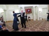Бал в Мэрии Москвы 17 мая 2014 г. Венгерский танец - чардаш