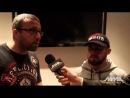 Интервью Али Багаутинова после боя UFC 174