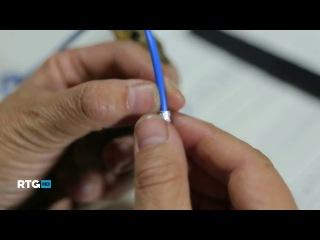 Фильм о заповеднике от телеканала RTG