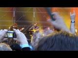 ДДТ.Танцует Солнце.Презентация альбома Прозрачный.Зеленый театр парка Горького.18.06.2014.
