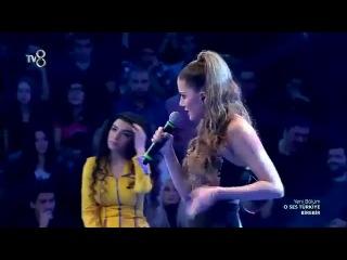 O Ses Türkiye - Semra Rehimli ve Zeynep Topkaya Bire Bir Düello