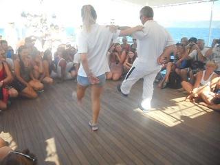 Танец Сиртаки (Греция) 14.07.14