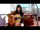 Sin ti no soy nada- Amaral (Cover by Xandra Garsem)